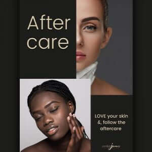 Aftercare Leaflet No Needle Mesotherapy